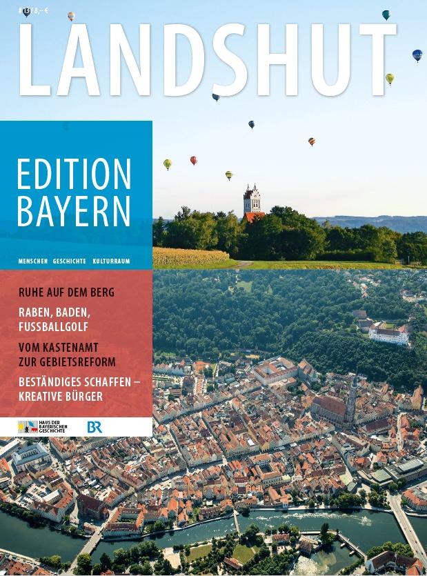 Blätterbuch - EDITION Bayern - Landshut