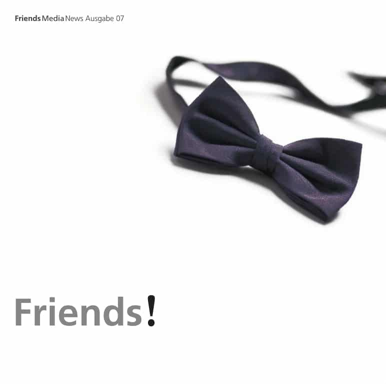 Blätterbuch - Friends!