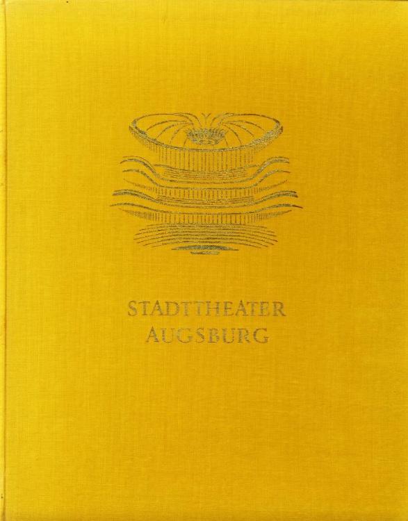Blätterbuch - Theaterfreunde - Architekturbuch